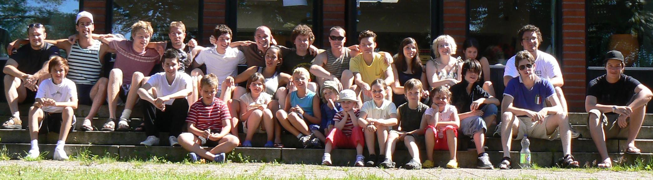 Mullsjo_2008-Dzieci